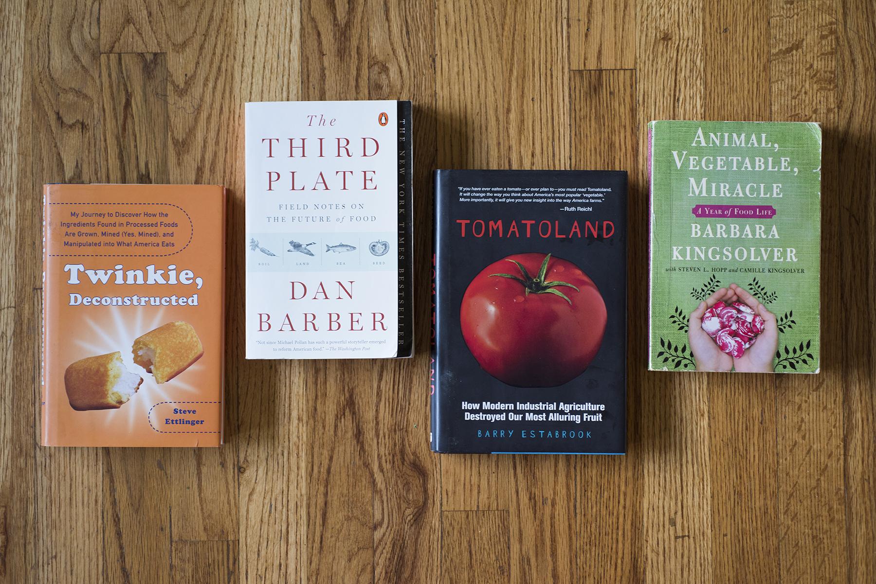 Cookbooks 3 sml