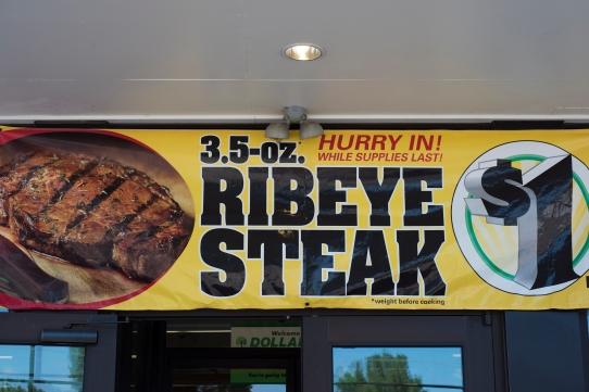 Cheap Steak