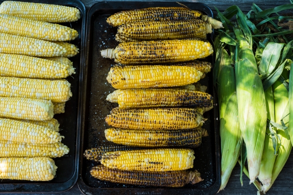 Sweetcorn Mixed Grilled