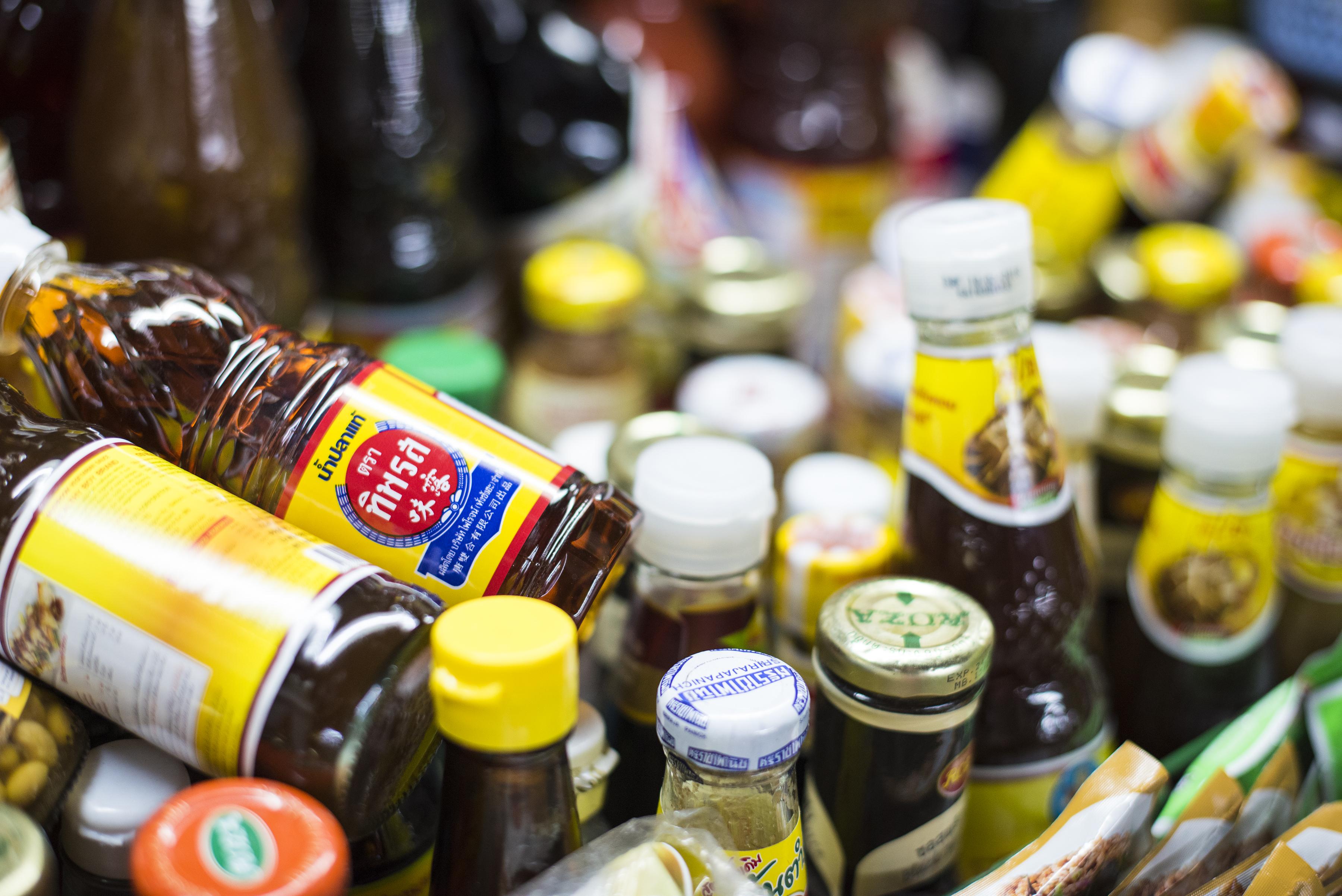 Thai ingredients market