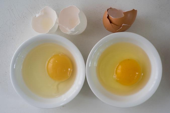 Eggs Comparison