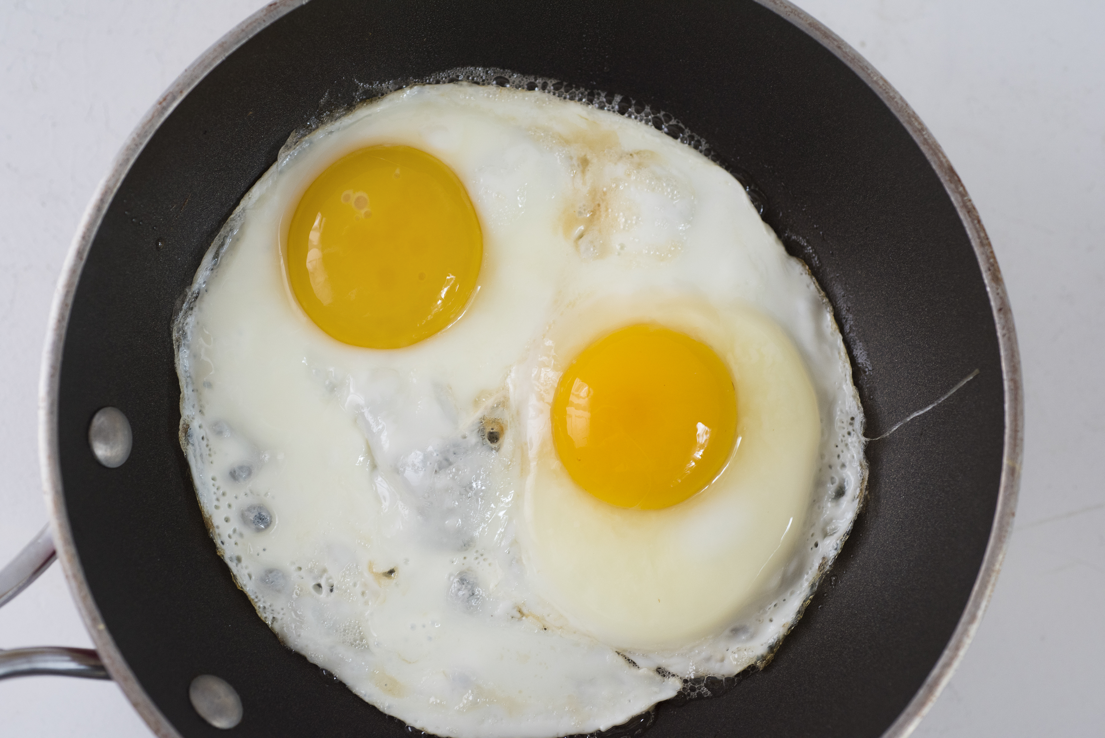 Eggs Frying Pan