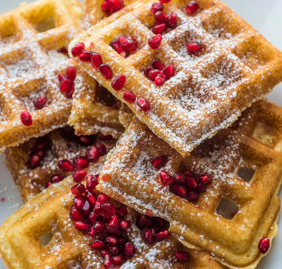Waffles Pommegranate 01 sml