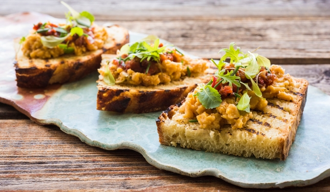 Chick Pea Toasts 01 sml