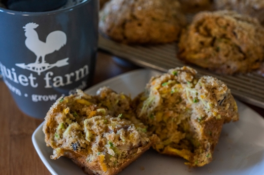 Zuccini Muffins 01 sml